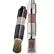 M Vie Pump Brush With Bronzer