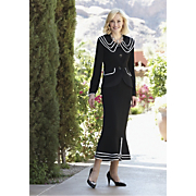 Catalina Triple Collar Suit