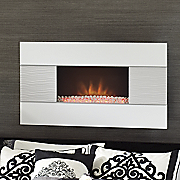 Fireplace White Wall
