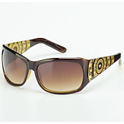 Circle Bling Sunglasses