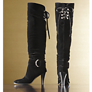 Over The Knee Boot By Midnight Velvet