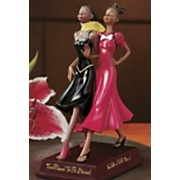 Too Blessed To Be Stressed Figurine