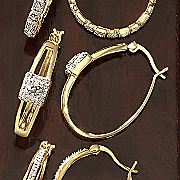 diamond square cluster hoops