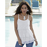 tiered lace cami 4