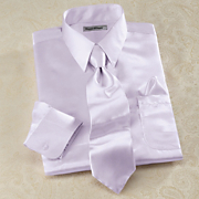 summer shirt and tie set