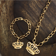 Personalized Crown Jewelry