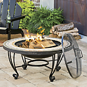 Sundance Ceramic Tile Firetable