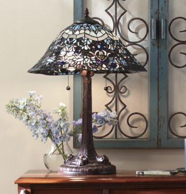 Marianna Stained Glass Lamp