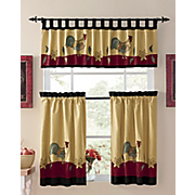 Window Treatments Rooster