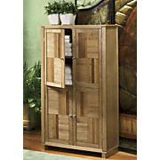 Island Breeze Towel Cabinet
