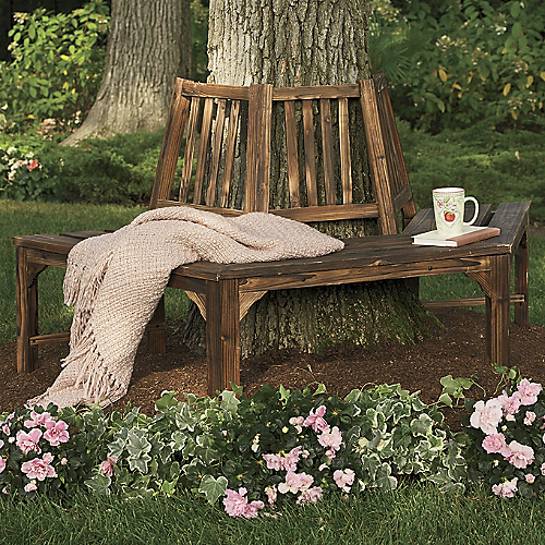 Furniture Outdoor Furniture Bench Trunk Bench