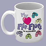 My Heart Flip Flops For My Mug