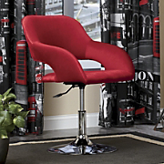 Chair Red Swivel