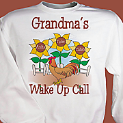 Wake Up Call Sweatshirt