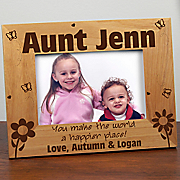 Personalized With Any Title Frame