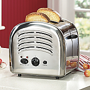 Elite Platinum Toaster 2 Slice Retro