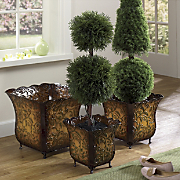 Planters Battista 3 Piece Set
