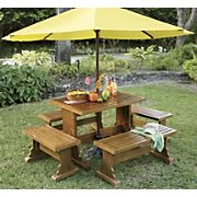 5 Piece Picnic Table Set