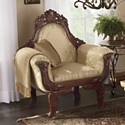 Chair Carved Oversize