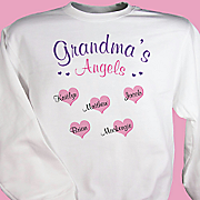 Angels Of My Heart Sweatshirt