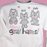 Gray Hairs Sweatshirt
