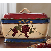 Marciana Grape Breadbox