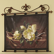 Wall Hanging Magnolia Canvas