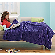 Kids Peace Tv Blanket