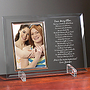 To My Friend Beveled Picture Frame