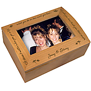 Who You Have Beside Keepsake Box