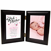 God Parent Bi Fold Frame