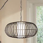 Lamp Elliptical Cage