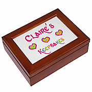 My Treasure Keepsake Box