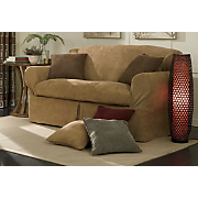 Slipcover Microfiber Twill 2 Pieces