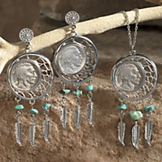 Buffalo Nickel Jewelry