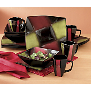 16 Piece Piazza Dinnerware Set