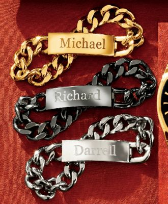 His Or Her ID Bracelet