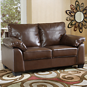 Loveseat Faux Leather