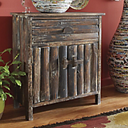 Cabinet Recycled Wood