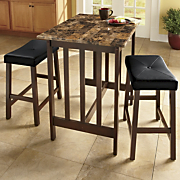 Bistro Counter height 3 piece set