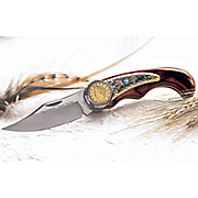 Racketeer Nickel Pocket Knife