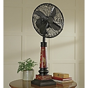 Table Fan Bird Motif