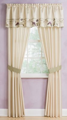Butterfly Window Treatments