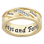 Ring Mens Couples Name