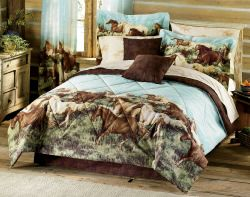 Thunder Run Complete Bedding Set
