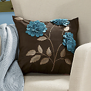 Decorative Pillow, Dahlia