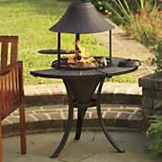 Chiminea Barbecue Grill