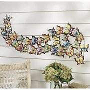 Butterfly in Flight Décor