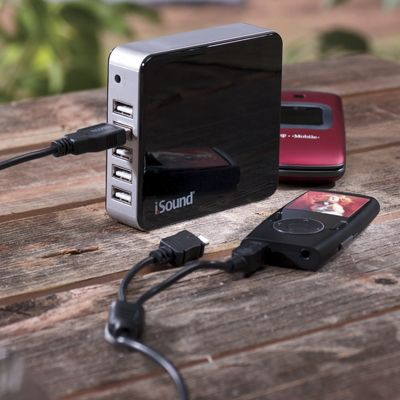 Isound Backup Battery 240 Hour