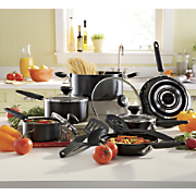 13 Piece Silverstone  Nonstick Cookware Set By Farberware